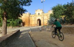 Carmona en bici
